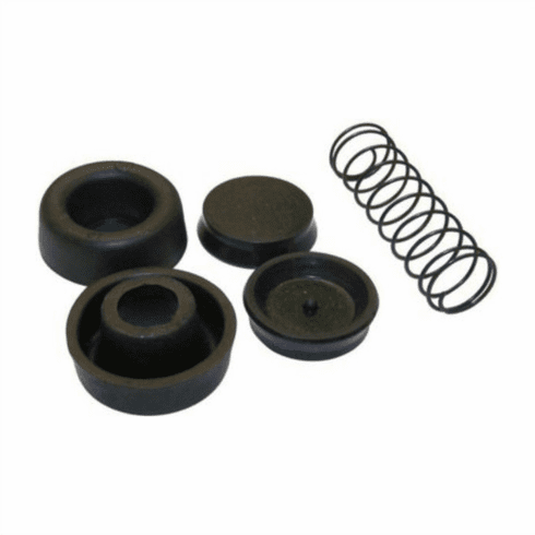 """( 115962 ) Wheel Cylinder Repair Kit 1""""  Fits 1941-1971 Jeep & Willys Vehicles with Drum Brakes by Crown Automotive"""
