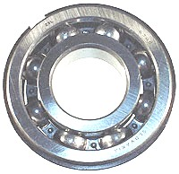 12) Maindrive Gear Bearing for 1980-84 Jeep CJ with T-176, T-177 Transmission    J8132426