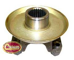 12) Yoke (26 spline) U-bolt Design, Front or Rear for Model 20 & 300 Transfer Case