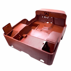 ( 1200201 ) Steel Body Tub, 1942-1945 Willys MB (After 3/1/42), Tub Only by Omix-Ada