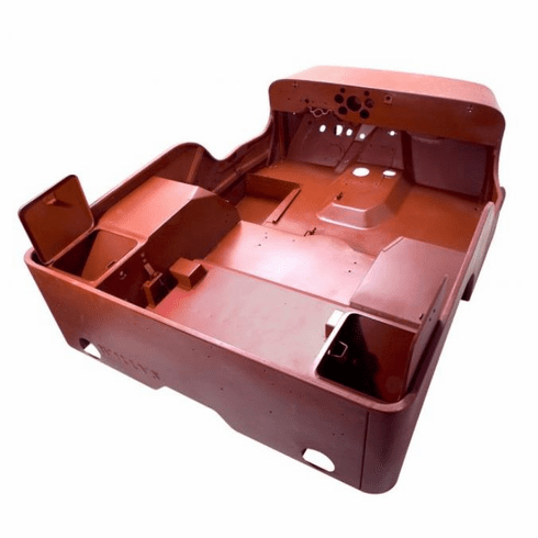 ( 1200202 ) Steel Body Tub, 1941-1942 Willys MB Early 1941-1942 (Until 3/1/42) Tub Only by Omix-Ada