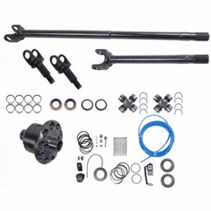 ( 12129-ARB ) Front Axle Shaft Kit w/ARB Air Locker fits Narrow-Trac Dana 30 Grande Axles in 1972-83 Jeep CJ5, CJ7, & 1981-83 CJ8 by Alloy USA