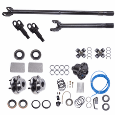 ( 12231-ARB ) Front Axle Kit, 1987-95 Jeep Wrangler (YJ), 1984-91 Cherokee (XJ) , Dana 30 Grande 30/30-Spline Kit w/ ARB Locker (30-Spline Inners & Outers), 3.73 Ratio & up by Alloy USA