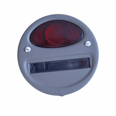 ( 1240351 ) Left Side Service Tail light, Fits 1941-1945 Willys Jeep MB and Ford GPW Models by Omix-Ada