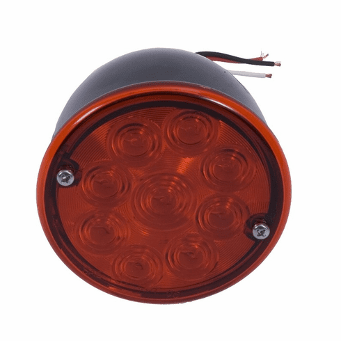 ( 1240380 ) LED Tail Light Assembly, Right Side, 46-75 Willys and Jeep CJ Models by Rugged Ridge