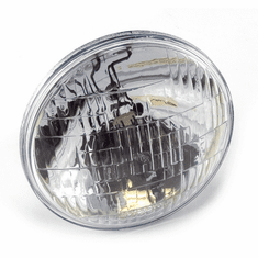 ( 1240903 ) Sealed Beam Headlight, 6 Volt, Fits 1941-1945 Willys Jeep MB & Ford GPW Models by Omix-Ada