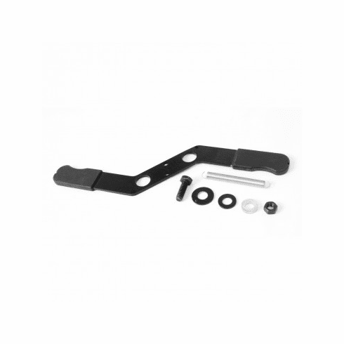 ( 1320110 ) Seat Slide And Tumble Brackets, 2003-06 Jeep LJ Wrangler by Rugged Ridge