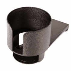 ( 1330601 ) Cup Holder Windshield Mount, 76-95 Jeep CJ and Wrangler by Rugged Ridge