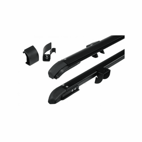 ( 1330804 ) Windshield Channel, No Drill, 97-06 Jeep Wrangler by Rugged Ridge