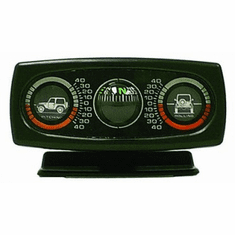 ( 1330901 ) Clinometer with Compass, Universal Applications by Rugged Ridge