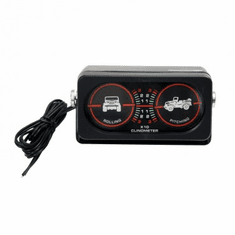 ( 1330902 ) Clinometer with Light, Universal Applications by Rugged Ridge