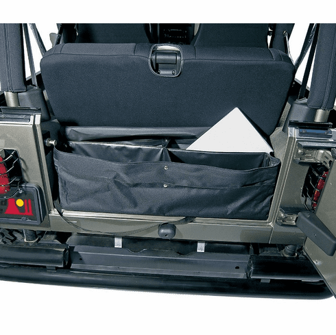 ( 1355101 ) Cargo Area Storage Bag, Universal by Rugged Ridge
