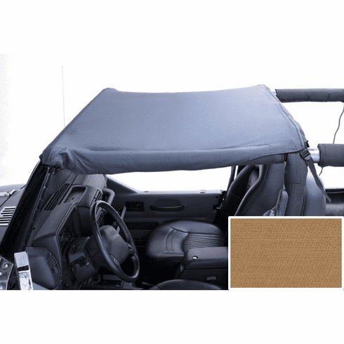 ( 1357437 ) Summer Brief Top, Spice, 92-95 Jeep Wrangler by Rugged Ridge