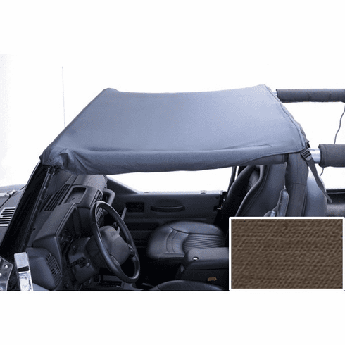 ( 1358036 ) Header Summer Brief, Khaki Diamond, 97-06 Jeep Wrangler by Rugged Ridge