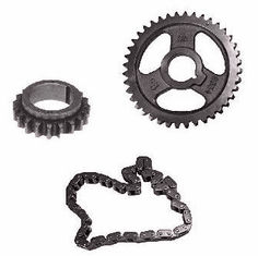 ( 1359707K ) Timing Gear and Chain Kit, V6 225 Engine, 1966-71 Jeep CJ5, CJ6 and Jeepster
