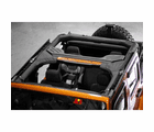 ( 1361301 ) Roll Bar Cover, Polyester, 07-18 Jeep Wrangler Unlimited by Rugged Ridge
