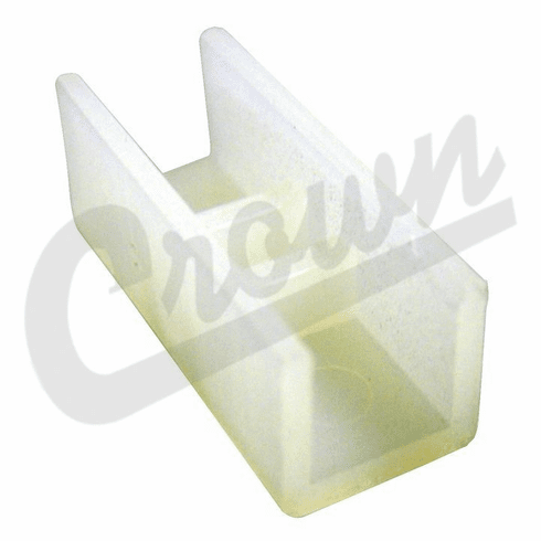 ( 13795 ) Shift Fork Pad for 1987-02 Jeep Cherokee XJ, Grand Cherokee ZJ, WJ & Liberty KJ with NP242 Transfer Case by Crown Automotive