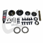 Spider Gear Kit, With Standard Differential (Dana 30 w/ Disconnect), 1984-1991 Cherokee, 1987-1995 Wrangler