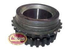 15) Drive Sprocket, 1997-2002 Jeep Vehicles with NP231 Transfer Case
