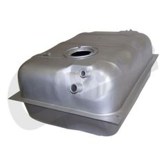 ( 83502960 ) 15 Gallon Steel Gas Tank for 1987-90 Jeep Wrangler with Fuel Injected Engine by Crown Automotive