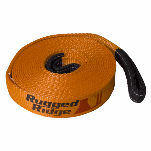 ( 1510401 ) Recovery Strap, 3-inch x 30 feet by Rugged Ridge