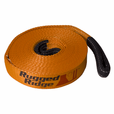 ( 1510403 ) Recovery Strap, 4-inch x 30 feet by Rugged Ridge