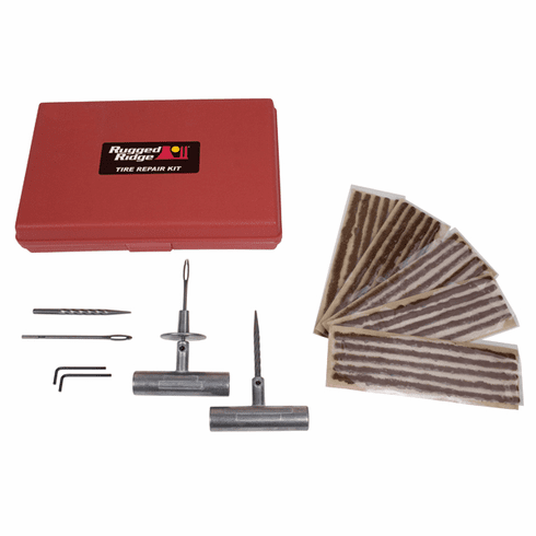( 1510451 ) Tire Plug Repair Kit for Offroad by Rugged Ridge