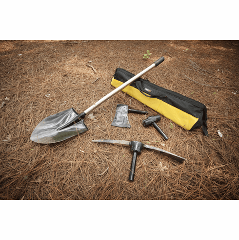 ( 1510501 ) All Terrain Recovery Tool Kit by Rugged Ridge