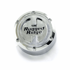 ( 1520150 ) Wheel Center Cap, for 17-Inch x 9-Inch Rugged Ridge Wheels by Rugged Ridge