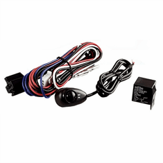 ( 1521062 ) Off Road Light Installation Harness, 2 Lights by Rugged Ridge