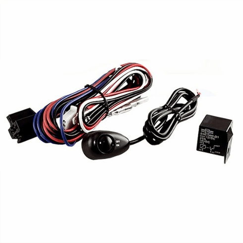 ( 1521063 ) Off Road Light Installation Harness, 3 Lights by Rugged Ridge