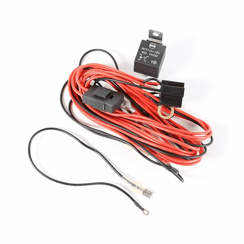 ( 1521070 ) Light Installation Wiring Harness for 2 Lights by Rugged Ridge