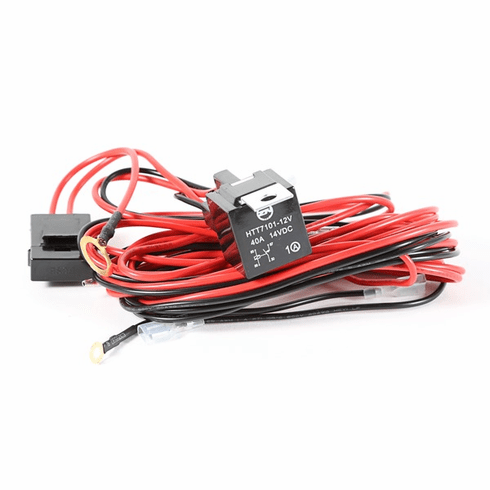 ( 1521071 ) Light Installation Wiring Harness for 3 Lights by Rugged Ridge