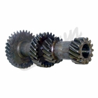 ( J0991043 ) Cluster Gear, with 31-25-15-14 Teeth, for V6 225 Engine, fits 1967-1975 Jeep CJ with T14A Transmission by Crown Automotive