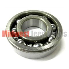 16) Rear Transmission Mainshaft Bearing Fits 1946-71 Jeep & Willys with T-90 Transmission