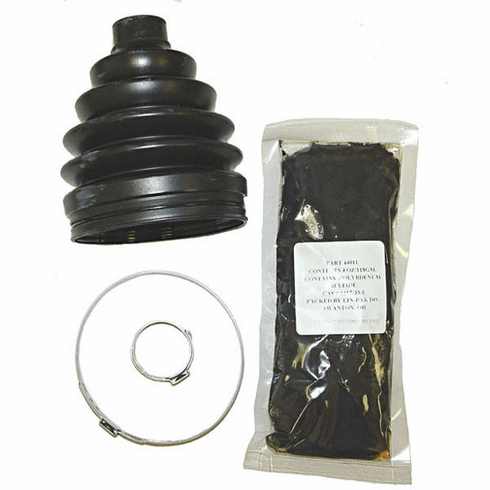 ( 1652730 ) Front Axle CV Boot Kit for Dana 30, 93-01 Jeep Grand Cherokee by Omix-ADA