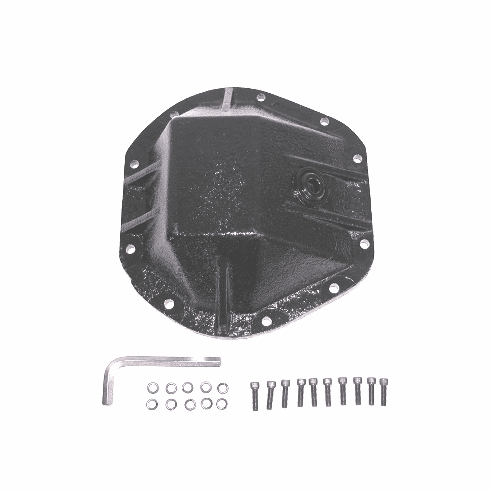 ( 1659544 ) Heavy Duty Differential Cover, For Dana 44 by Rugged Ridge