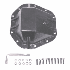 ( 1659560 ) Heavy Duty Differential Cover, For Dana 60 by Rugged Ridge
