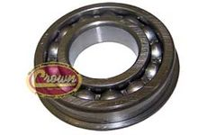 17) Rear Output Shaft Bearing, 1980-81 Jeep CJ with SR4 4 Speed Transmission