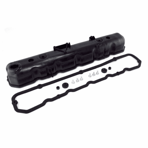 ( 1740105 )  Replacement Plastic Valve Cover Kit 4.2L, Fits 1981-87 Jeep Models 4.2L Engine by Preferred Vendor