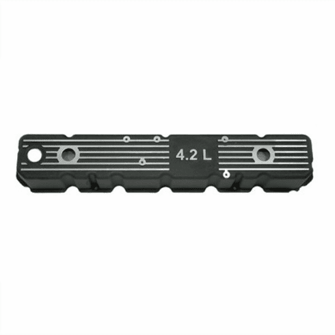 ( 1740108 )  Aluminum Valve Cover With 4.2L Logo, Fits 1981-91 Jeep Models 4.2L Engine by Preferred Vendor