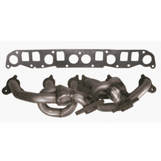 ( 1765002 ) Header, Stainless Steel, 4.0L, 1999-2006 Jeep Models by Rugged Ridge