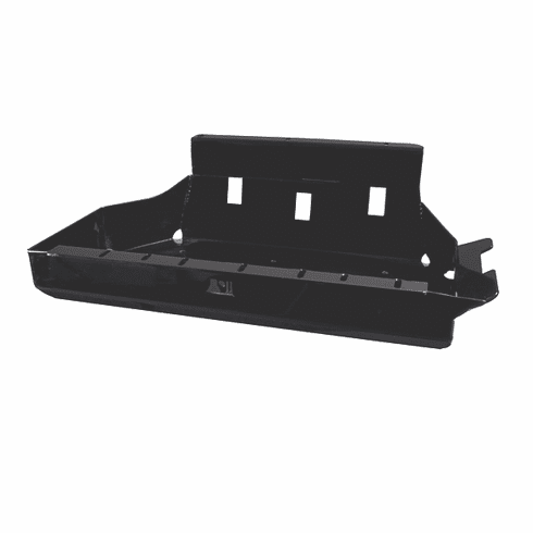 ( 1800321 ) Gas Tank Skid Plate, 87-95 Jeep Wrangler YJ by Rugged Ridge