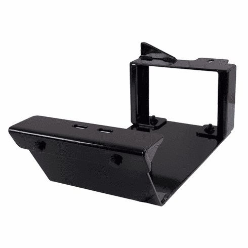 ( 1800340 ) Evaporator Tank Skid Plate, 07-11 Jeep Wrangler JK by Rugged Ridge