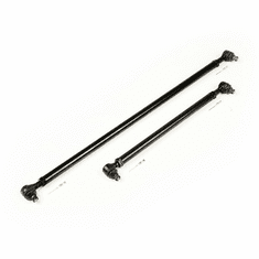 ( 1805080 ) HD Tie Rod and Drag Link Kit, 1972-1981 Jeep CJ Models by Rugged Ridge