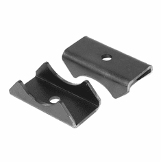 ( 1826703 ) Weld On Leaf Spring Perch, 2.5-Inches Wide by Rugged Ridge