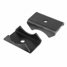 ( 1826704 ) Weld On Leaf Spring Perch, 3-Inches Wide by Rugged Ridge