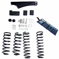 ( 1840150 ) 2.5 Inch Lift Kit without Shocks, 07-18 Jeep Wrangler JK by ORV Rugged Ridge