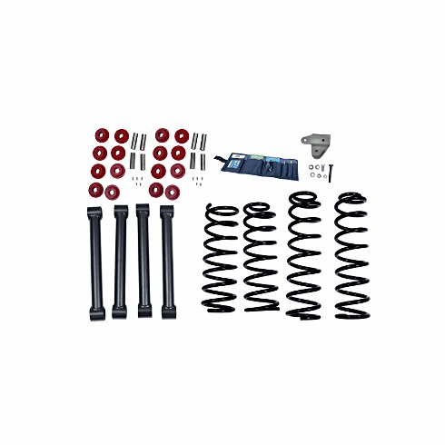( 1840175 ) 3-Inch Lift Kit without Shocks, 93-98 Jeep Grand Cherokee ZJ by ORV Rugged Ridge