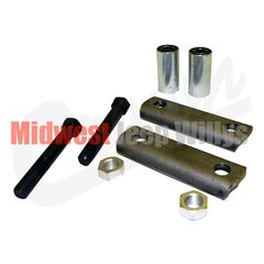 Front Spring Shackle Kit, fits 1946-1964 Willys Pick-up Truck, Station Wagon, Sedan Delivery